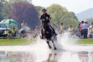 Zara Phillips CCE
