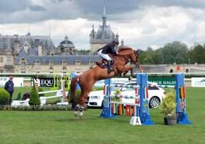 jumping de Chantilly