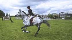Concours cso galop