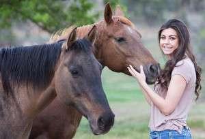 avoir son propre cheval
