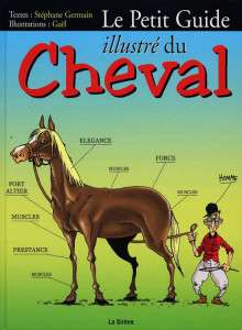 guide humour cheval
