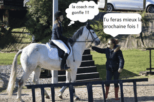 phrases de coach équitation
